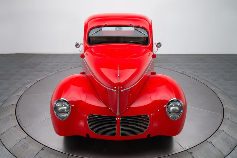 1940 Willys Pickup 13