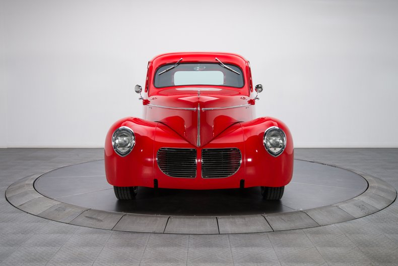 1940 Willys Pickup 12