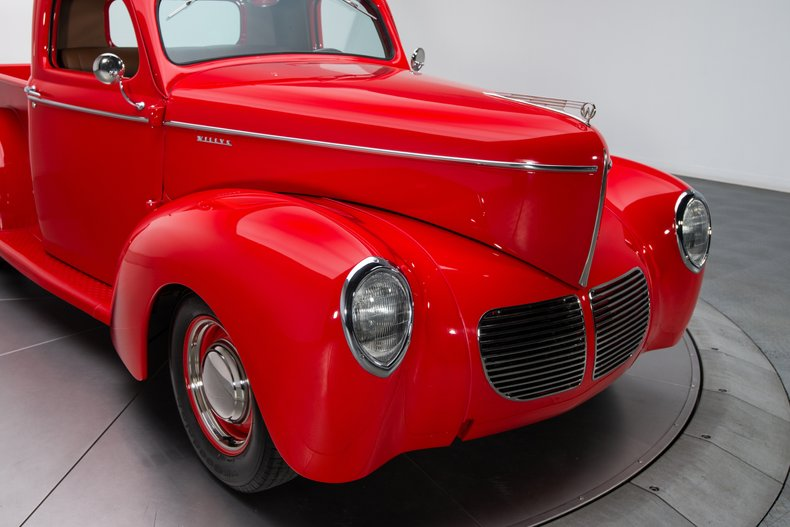 1940 Willys Pickup 14