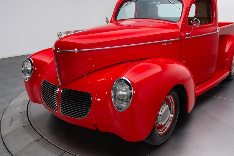 1940 Willys Pickup 11