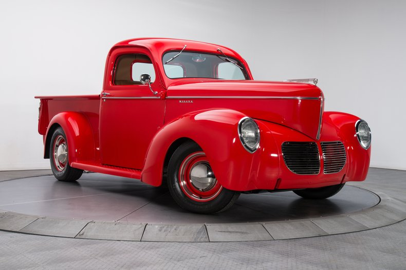 1940 Willys Pickup 18