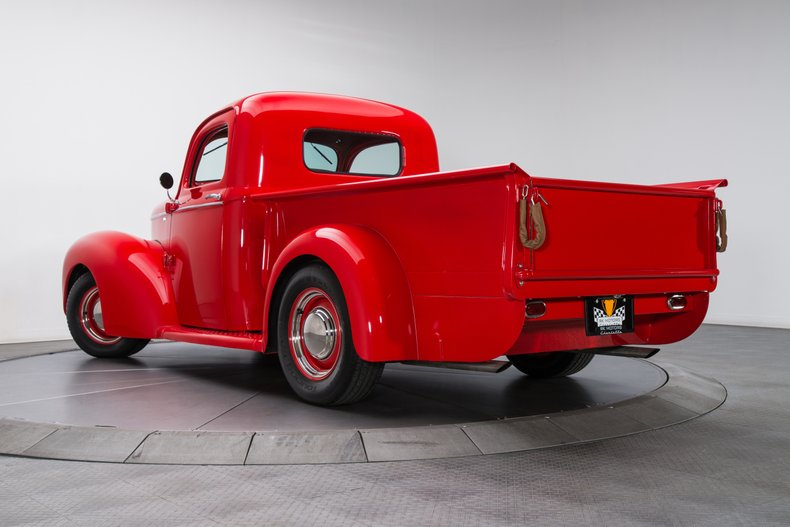 1940 Willys Pickup 27