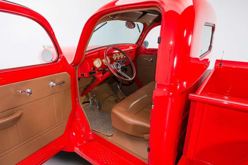 1940 Willys Pickup 43