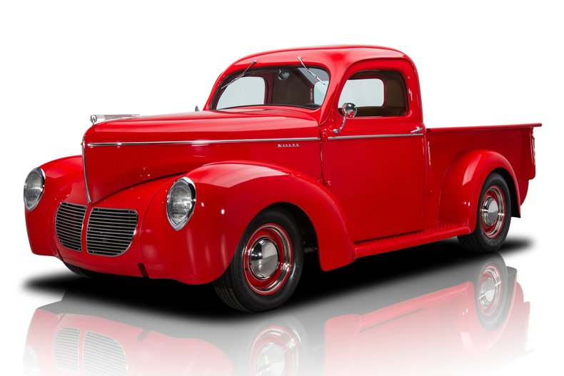 1940 Willys Pickup 1