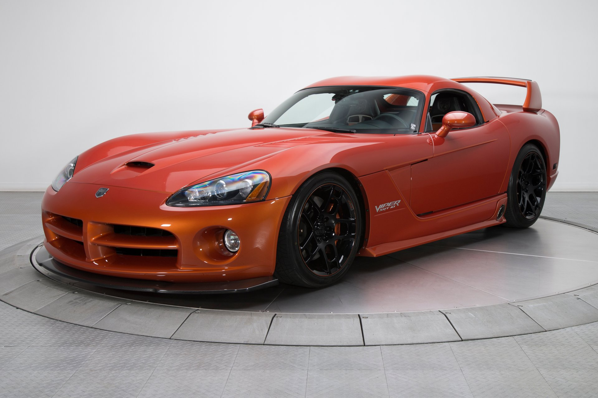 136198 2006 Dodge Viper Rk Motors Classic Cars And Muscle Cars For Sale