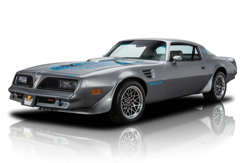 1978 Pontiac Firebird Trans Am 1