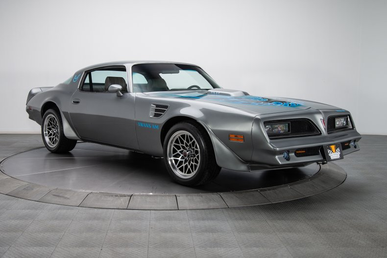 1978 Pontiac Firebird Trans Am 9