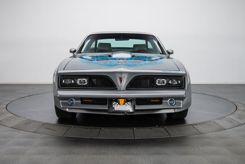 1978 Pontiac Firebird Trans Am 14