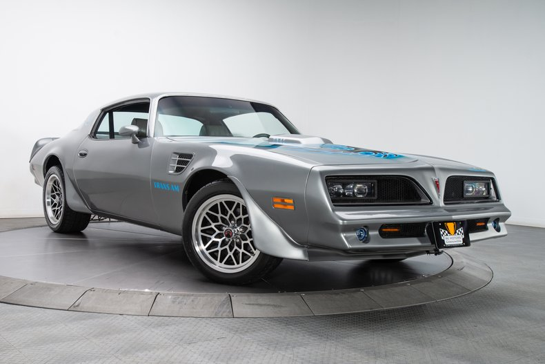 1978 Pontiac Firebird Trans Am 24
