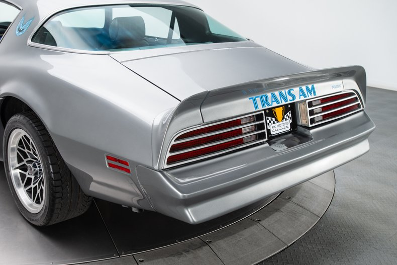 1978 Pontiac Firebird Trans Am 28