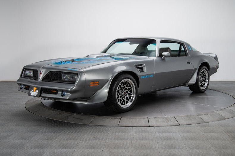 1978 Pontiac Firebird Trans Am 96
