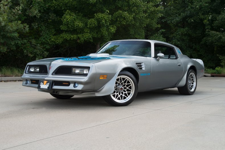 1978 Pontiac Firebird Trans Am 2