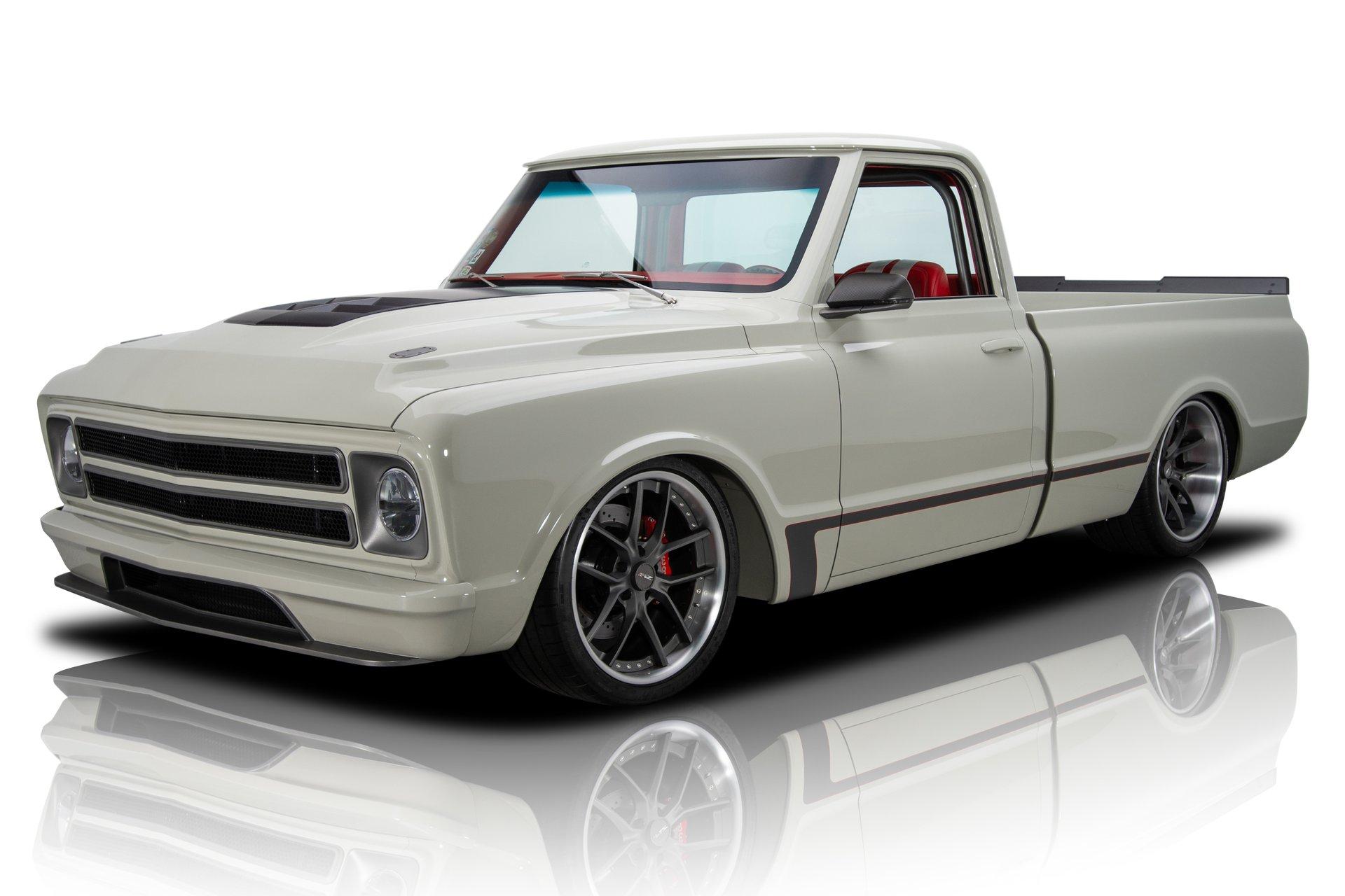 1967 chevrolet c10 zl1 pickup truck