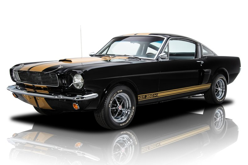 For Sale 1965 Ford Shelby Mustang