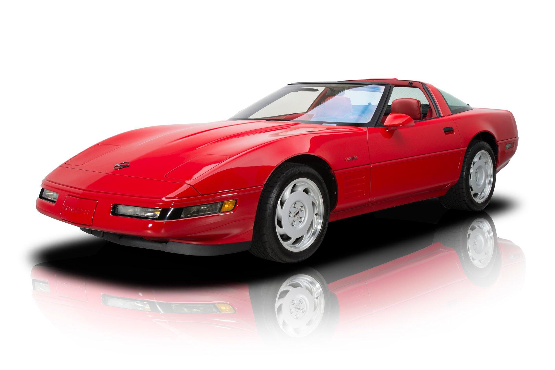 1992 chevrolet corvette zr 1