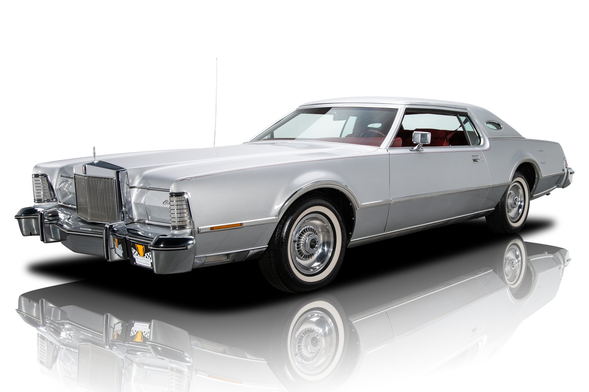 1976 lincoln mark iv versailles