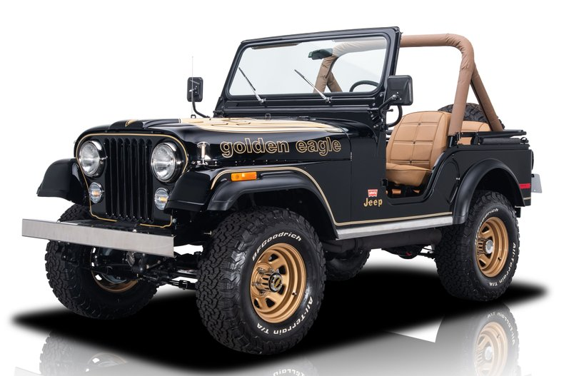 For Sale 1980 Jeep CJ 5