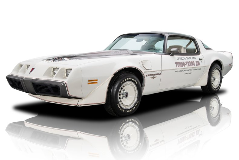 For Sale 1980 Pontiac Firebird Trans Am Pace Car