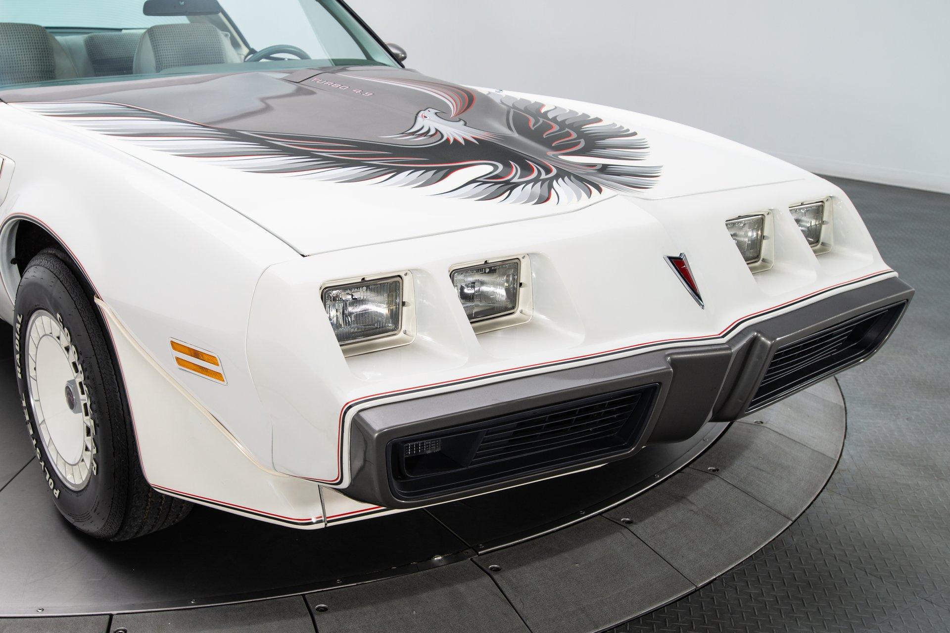 136225 1980 Pontiac Firebird Trans Am Pace Car RK Motors Classic