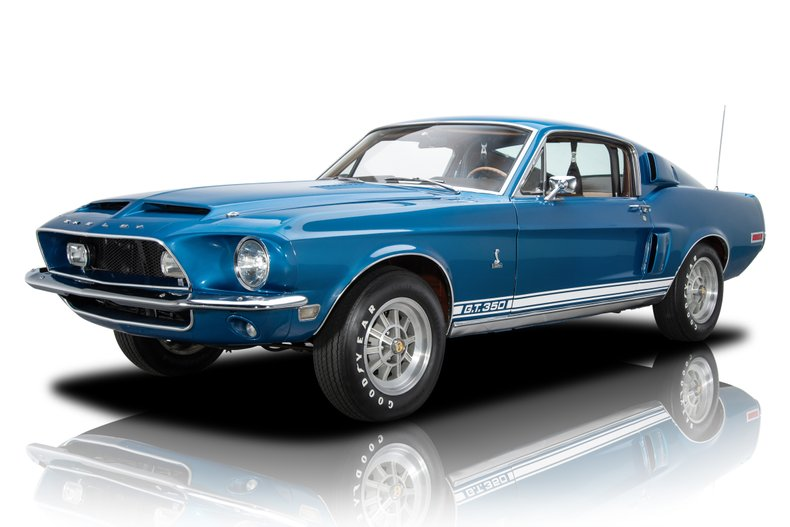 For Sale 1968 Ford Shelby Mustang GT350