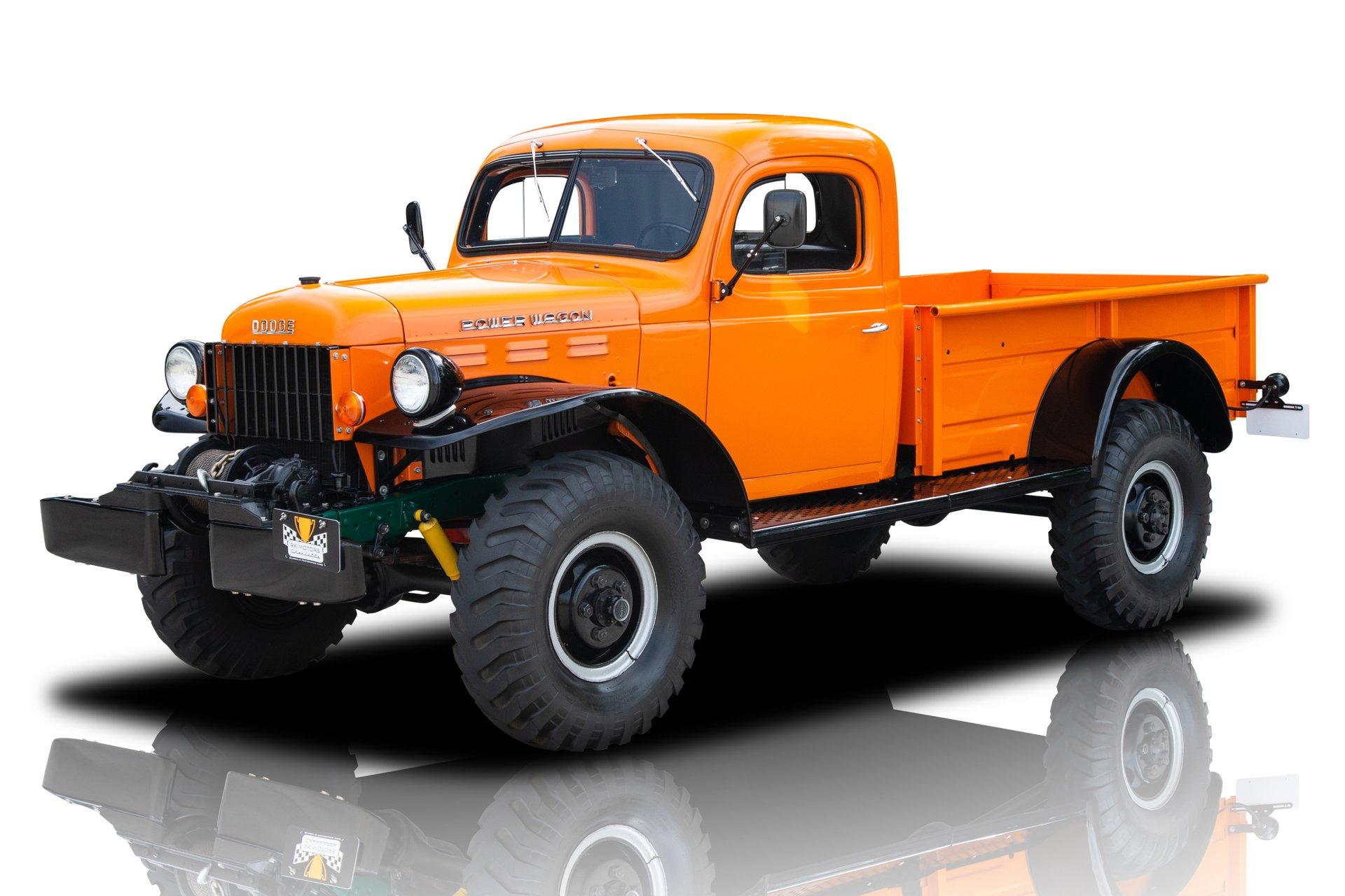 1968 dodge power wagon wm300