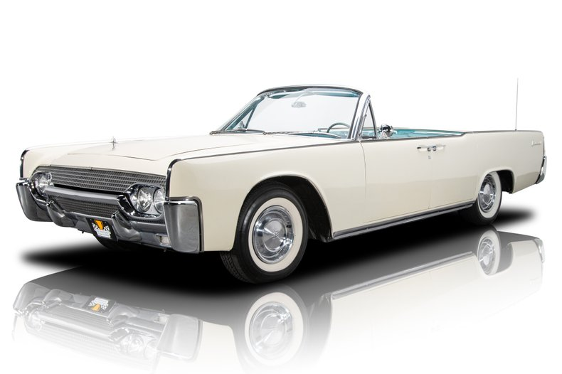 For Sale 1961 Lincoln Continental