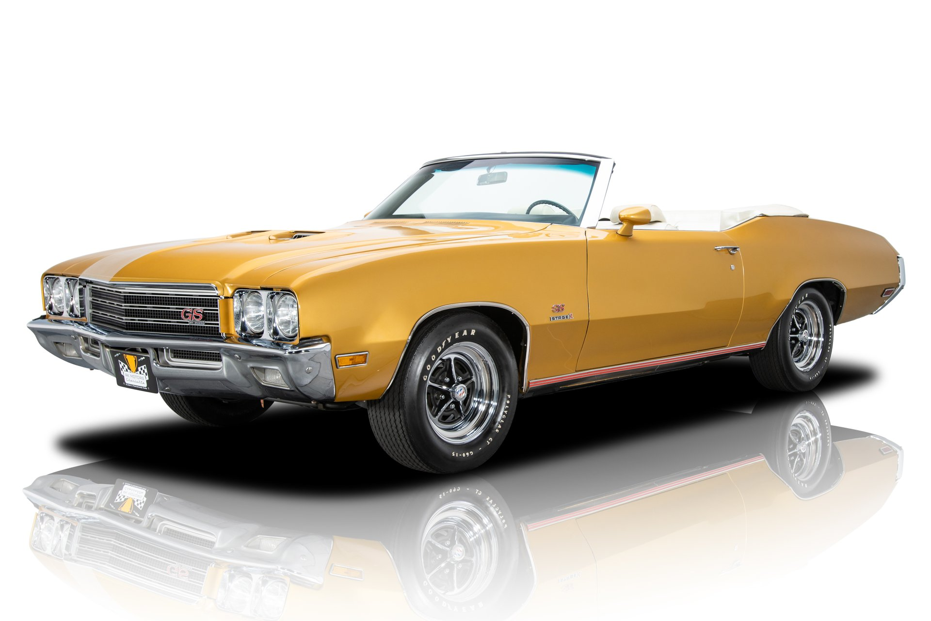 1971 buick gs stage 1