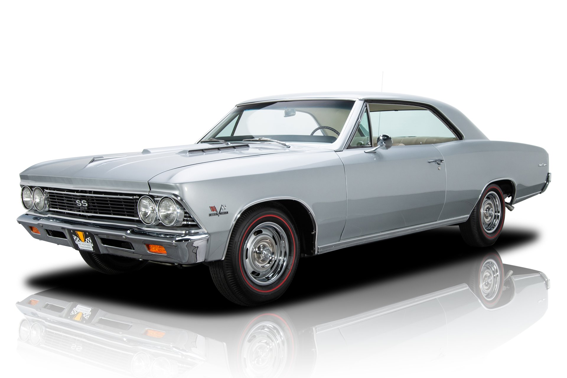 136255 1966 Chevrolet Chevelle RK Motors Classic Cars for Sale
