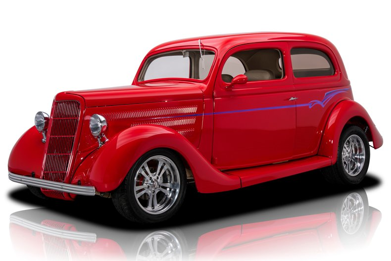 For Sale 1935 Ford Sedan