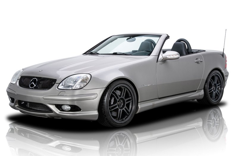 For Sale 2003 Mercedes-Benz SLK32