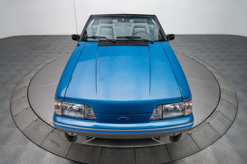 1989 Ford Mustang 23