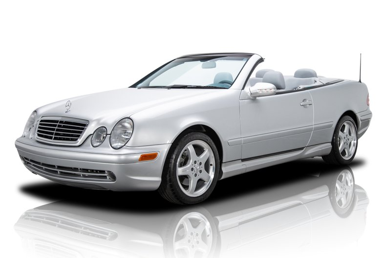 For Sale 2002 Mercedes-Benz CLK430