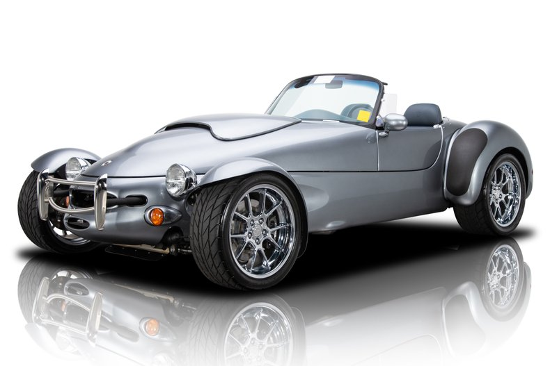 For Sale 1999 Panoz AIV Roadster