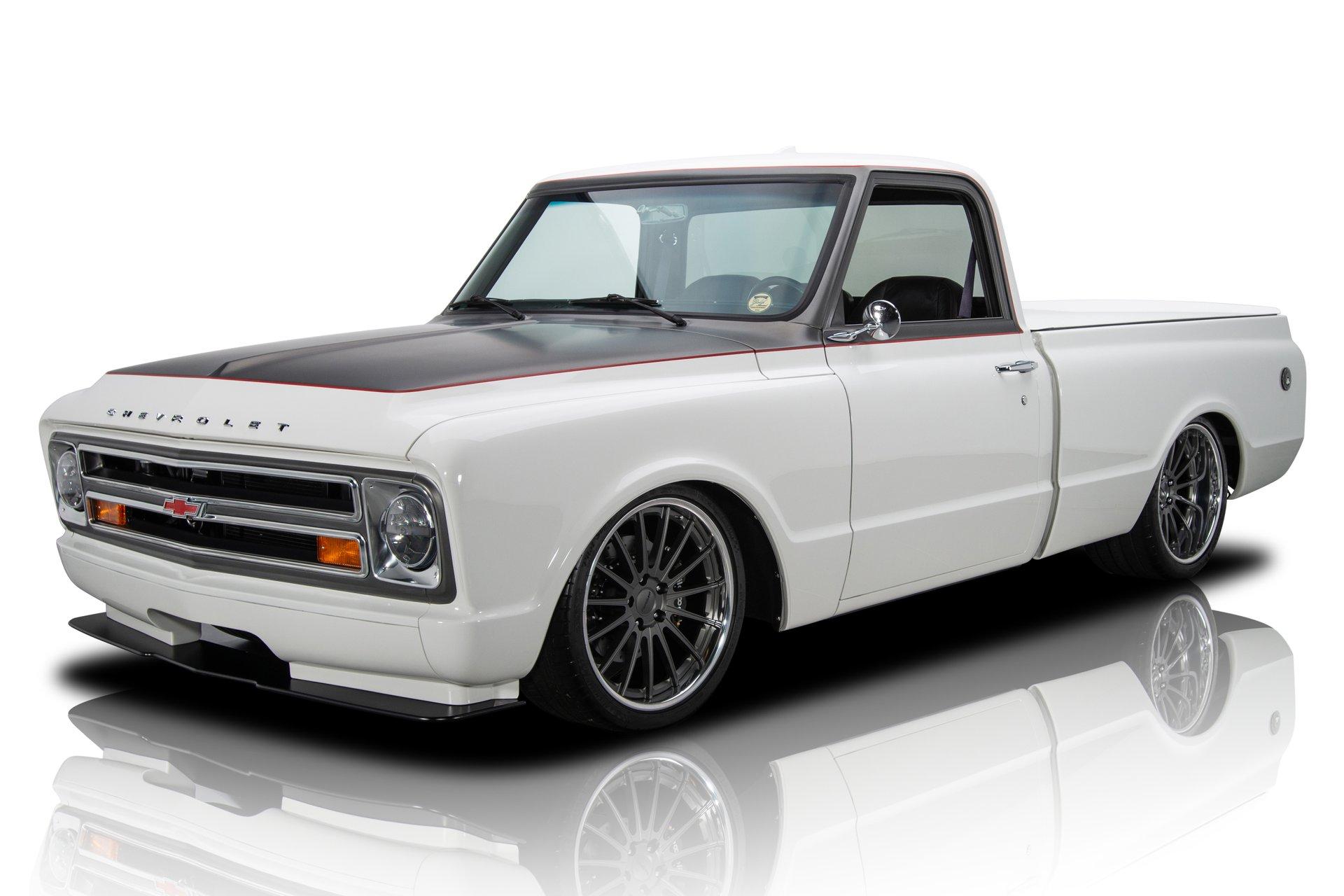 1968 chevrolet c10 pickup truck