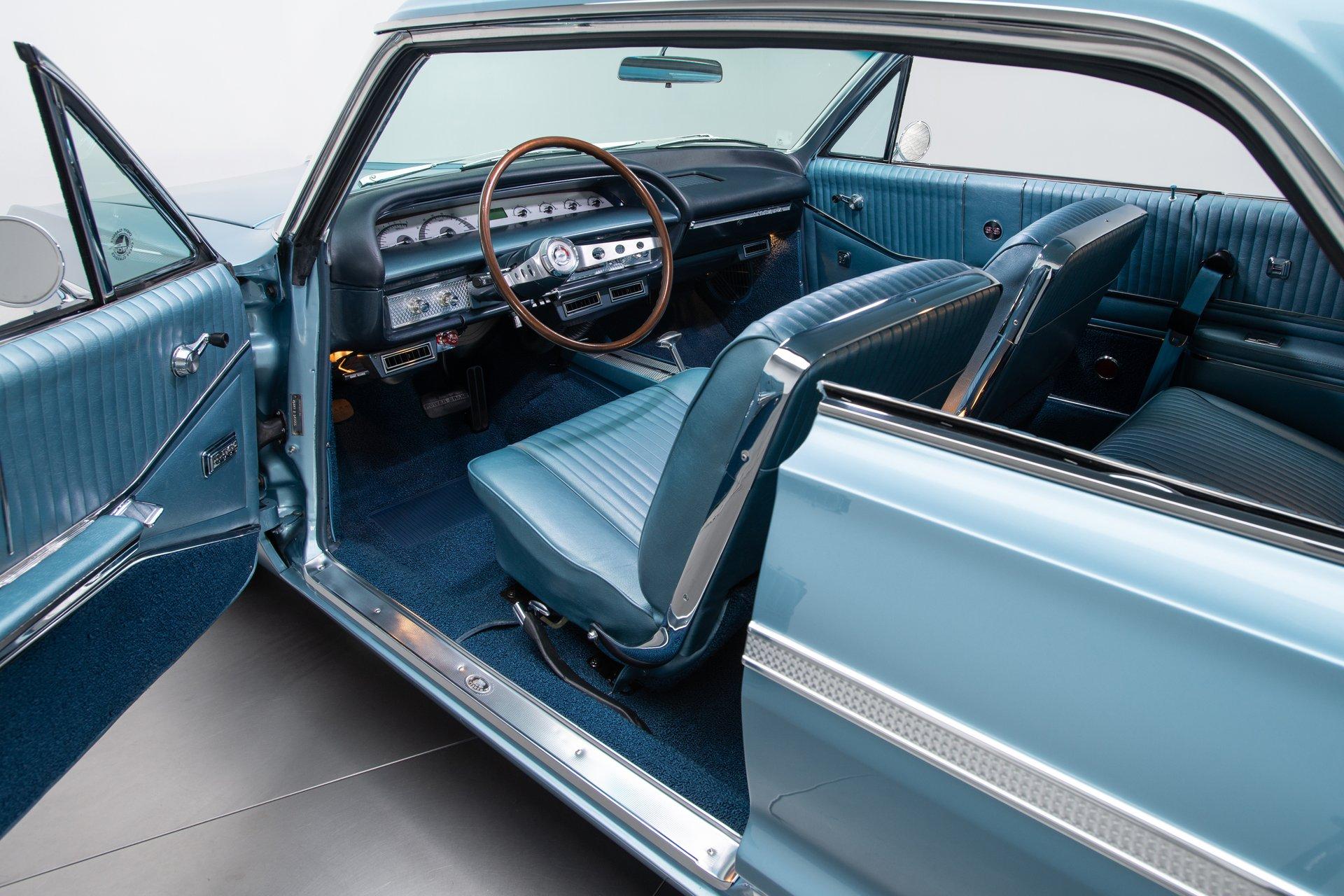 Astounding 1964 Chevrolet Impala Ss For Sale 106033 Mcg Short Links Chair Design For Home Short Linksinfo
