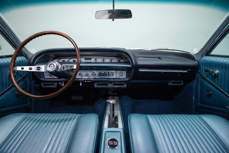 Brilliant 1964 Chevrolet Impala Ss For Sale Allcollectorcars Com Short Links Chair Design For Home Short Linksinfo