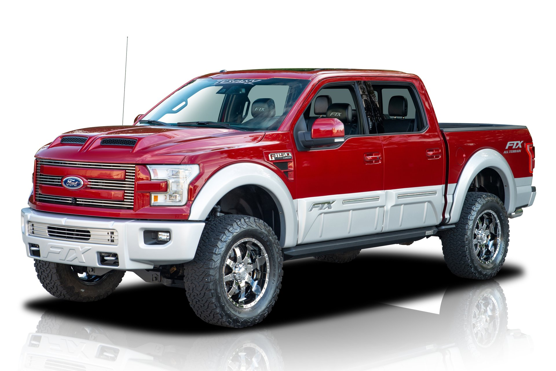 2015 ford f150 ftx supercrew tuscany
