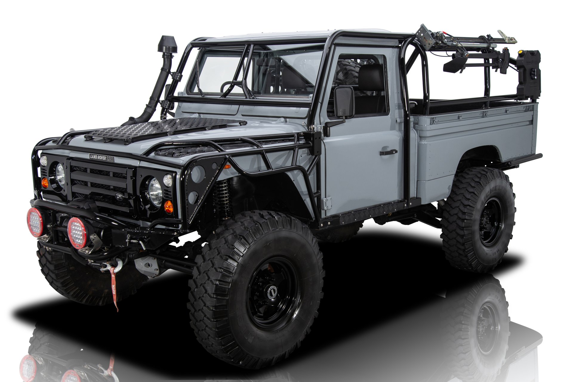 1984 land rover defender 110 pickup truck