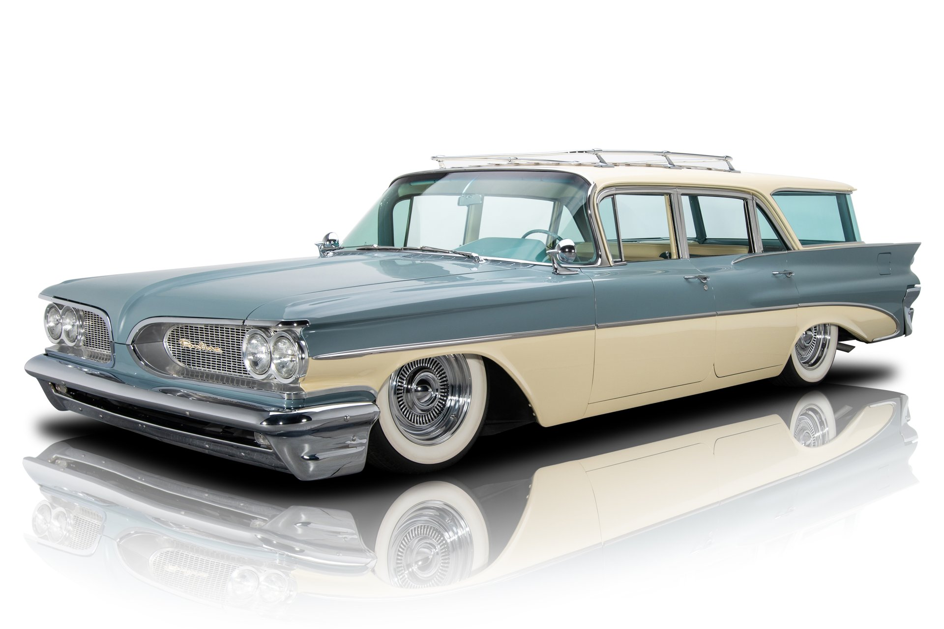 1959 pontiac catalina safari wagon