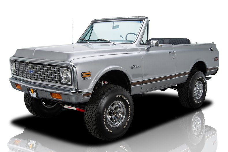 For Sale 1971 Chevrolet K-5 Blazer