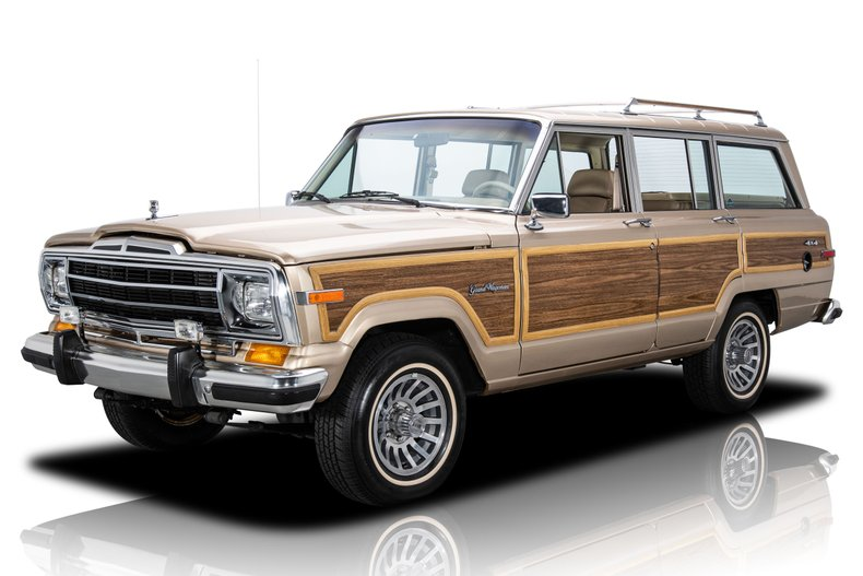 For Sale 1989 Jeep Grand Wagoneer