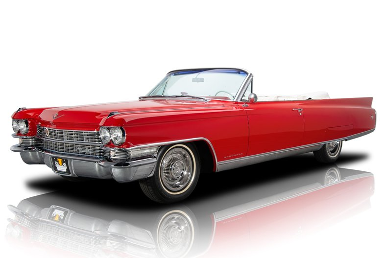 For Sale 1963 Cadillac Eldorado