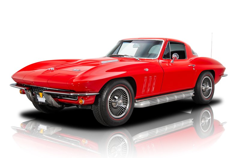 1966 chevrolet corvette sting ray