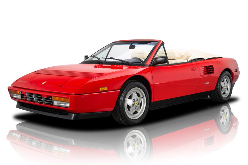 For Sale 1990 Ferrari Mondial T