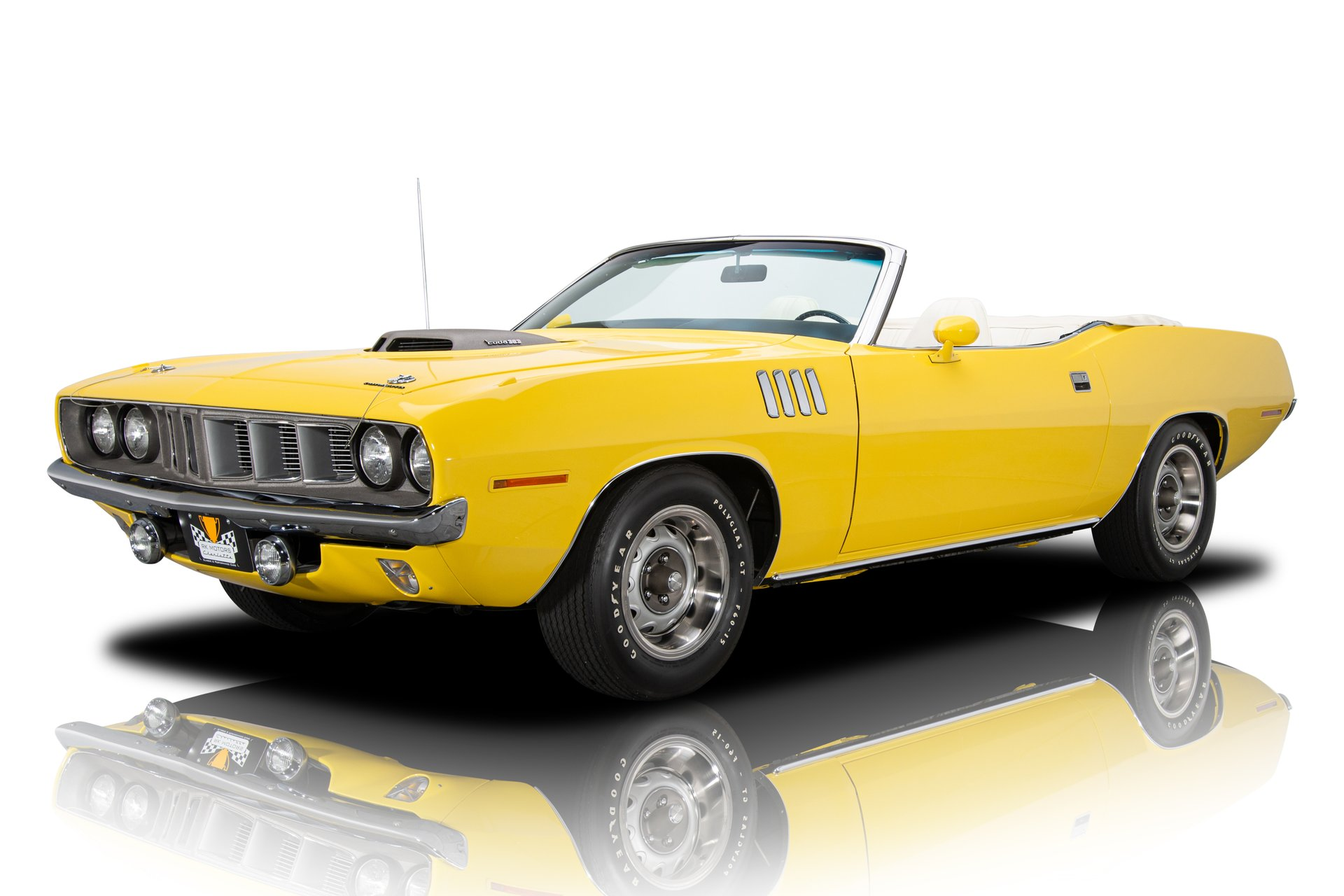 1971 plymouth barracuda cuda