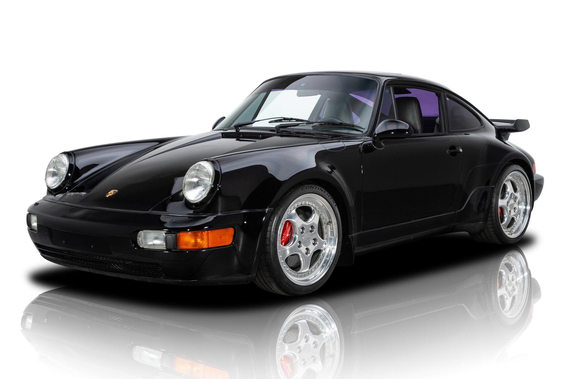 1994 porsche 911 turbo 3 6