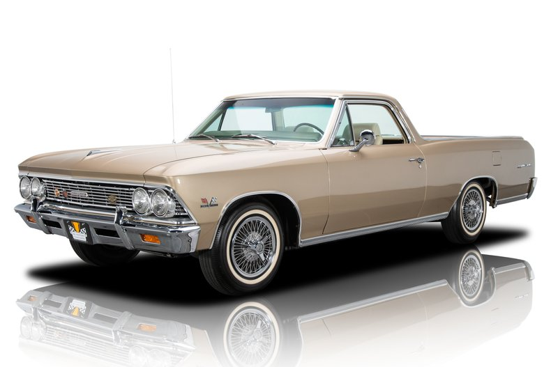 For Sale 1966 Chevrolet El Camino