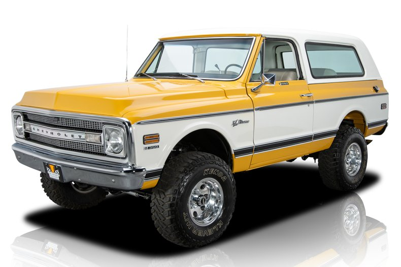 For Sale 1970 Chevrolet K-5 Blazer