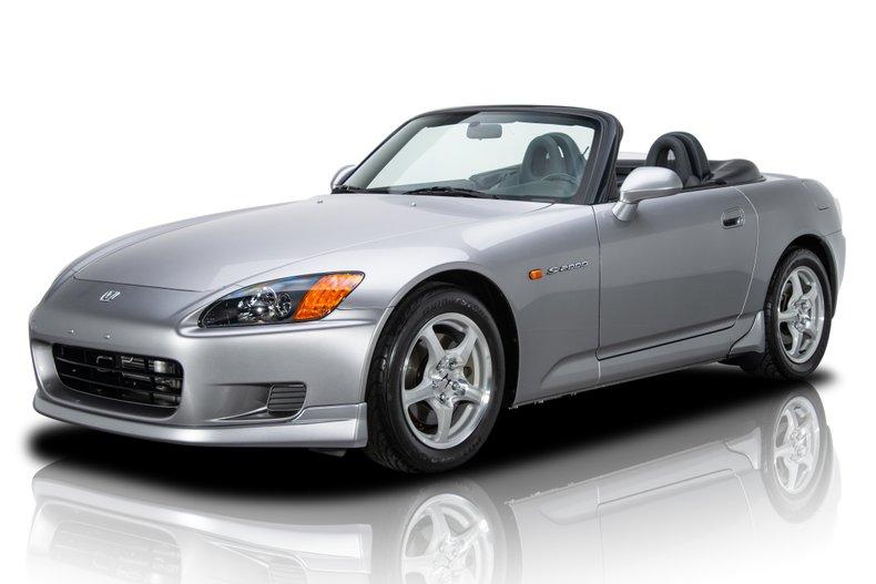 For Sale 2001 Honda S2000
