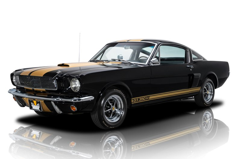 For Sale 1966 Ford Shelby Mustang GT350H
